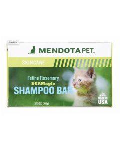 DERMagic Feline Organic Shampoo Bar Rosemary