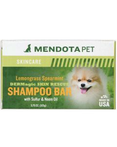 DERMagic Skin Rescue Shampoo Bar